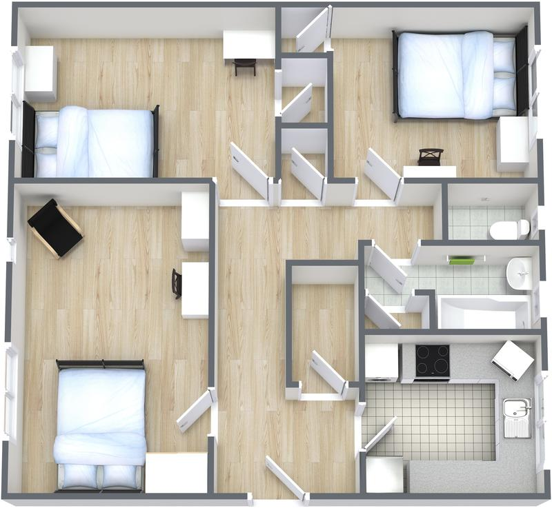 Woolford Close Floorplan