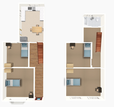 Romsey Road Floorplan