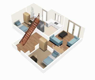 Fox Lane Floorplan